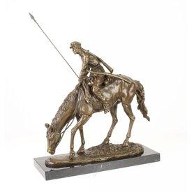 Soldaat te paard