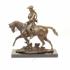 Louis XV te paard