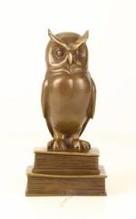 Producten getagd met affordable bronze owl sculpture