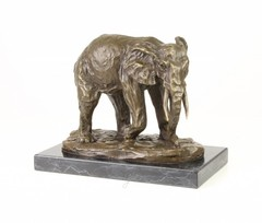 Producten getagd met big five safari sculpture