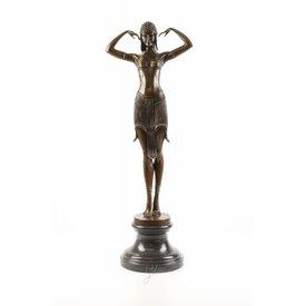 Egyptische danseres