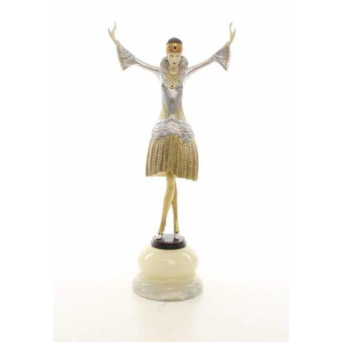 The turban dancer