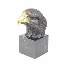 Producten getagd met bald eagle bronze sculpture