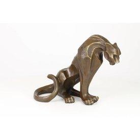 Zittende jaguar