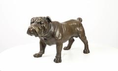 Producten getagd met bronze bulldog sculpture