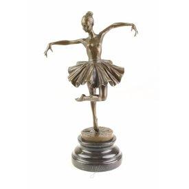 Ballerina danseres