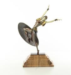 Producten getagd met art deco dancing figurine