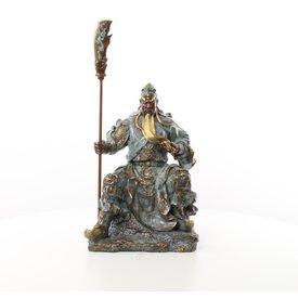 Chinese keizer Guang Gong