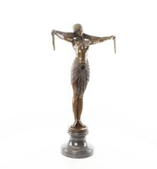 Producten getagd met bronze dancing figurine