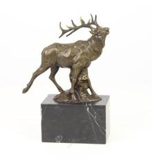 Producten getagd met bronze animalier sculpture
