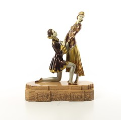 Producten getagd met art deco bronzes