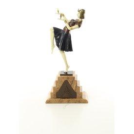 Nubische danseres