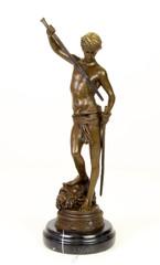 Producten getagd met bronze figurine of david