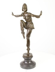Producten getagd met art deco dancer sculptures