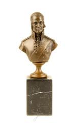 Producten getagd met bronze bust of Ushakov