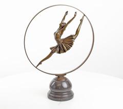 Producten getagd met art deco ballerina