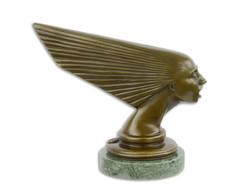 Producten getagd met art deco bronze car mascot