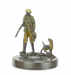 Producten getagd met ashtray with hunting scene