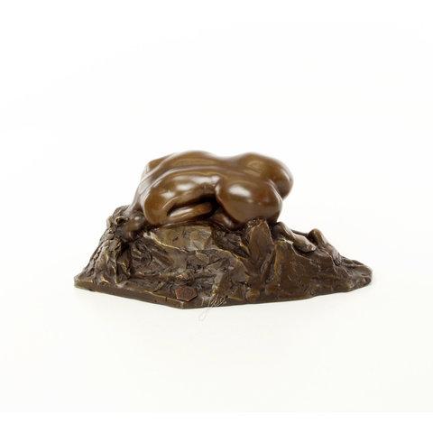 Bronzen Danaid