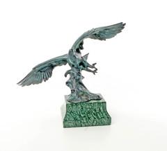 Producten getagd met best bronze eagle sculptures