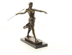 Producten getagd met bronze amazon sculpture