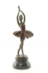 Bronze children sculptures