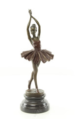Producten getagd met bronze ballet sculptures for collectors