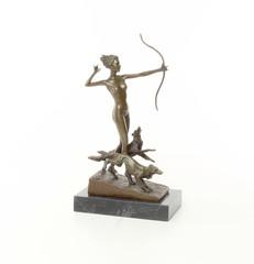 Producten getagd met best bronze hunting sculptures