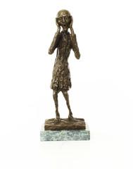 """Producten getagd met abstract bronze """"the scream"""""""