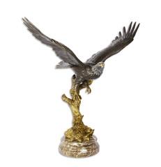Producten getagd met bronze eagle sculptures for collectors