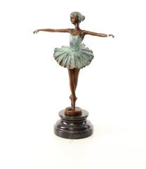 Producten getagd met ballet dancer bronzes