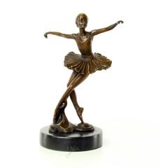Producten getagd met bronze ballet dancer sculpture for sale