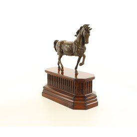 Dravend paard