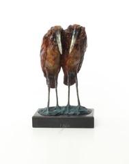 Producten getagd met bronze bird sculptures