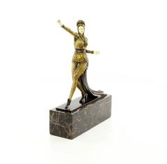 Producten getagd met art deco bronze of female dancer