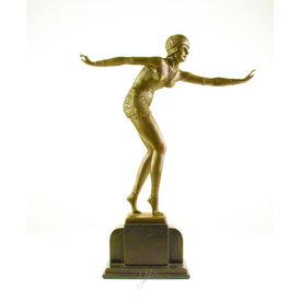 A Phoenician dancer
