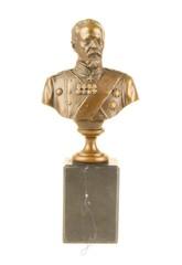 Russian bronze sculptures