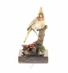 Producten getagd met bronze bird statue