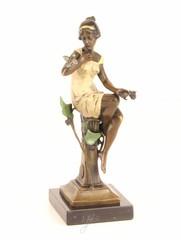 Producten getagd met art nouveau sculptuur