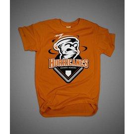 Score66 Baseball Hurricanes Baseball Academy T-shirt