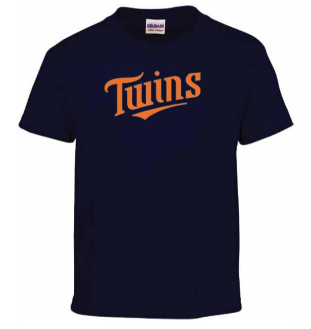 Score66 Baseball Oosterhout Twins T-shirt