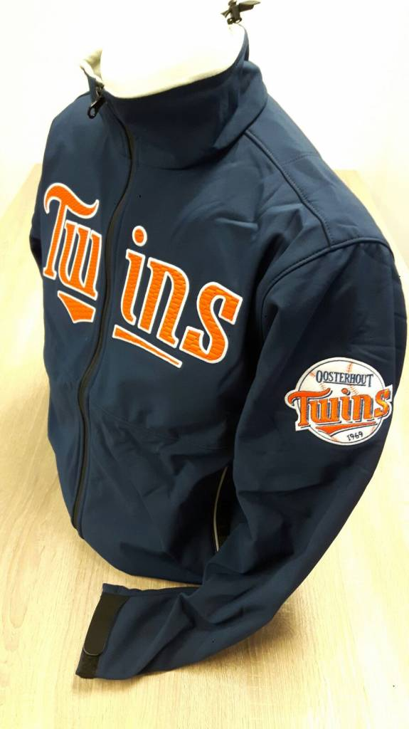 Score66 Baseball Oosterhout Twins Baseball jacket