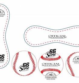 Score66 Baseball Baseballs