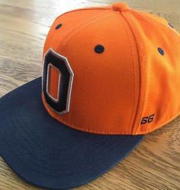 "Score66 Baseball Twins ""O"" snapback"