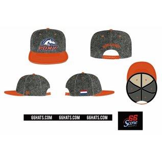 Score66 Baseball Pony League cap (U14)