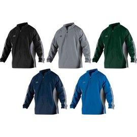 Rawlings BREAKR Adult Quarter Zip Pullover Jacket