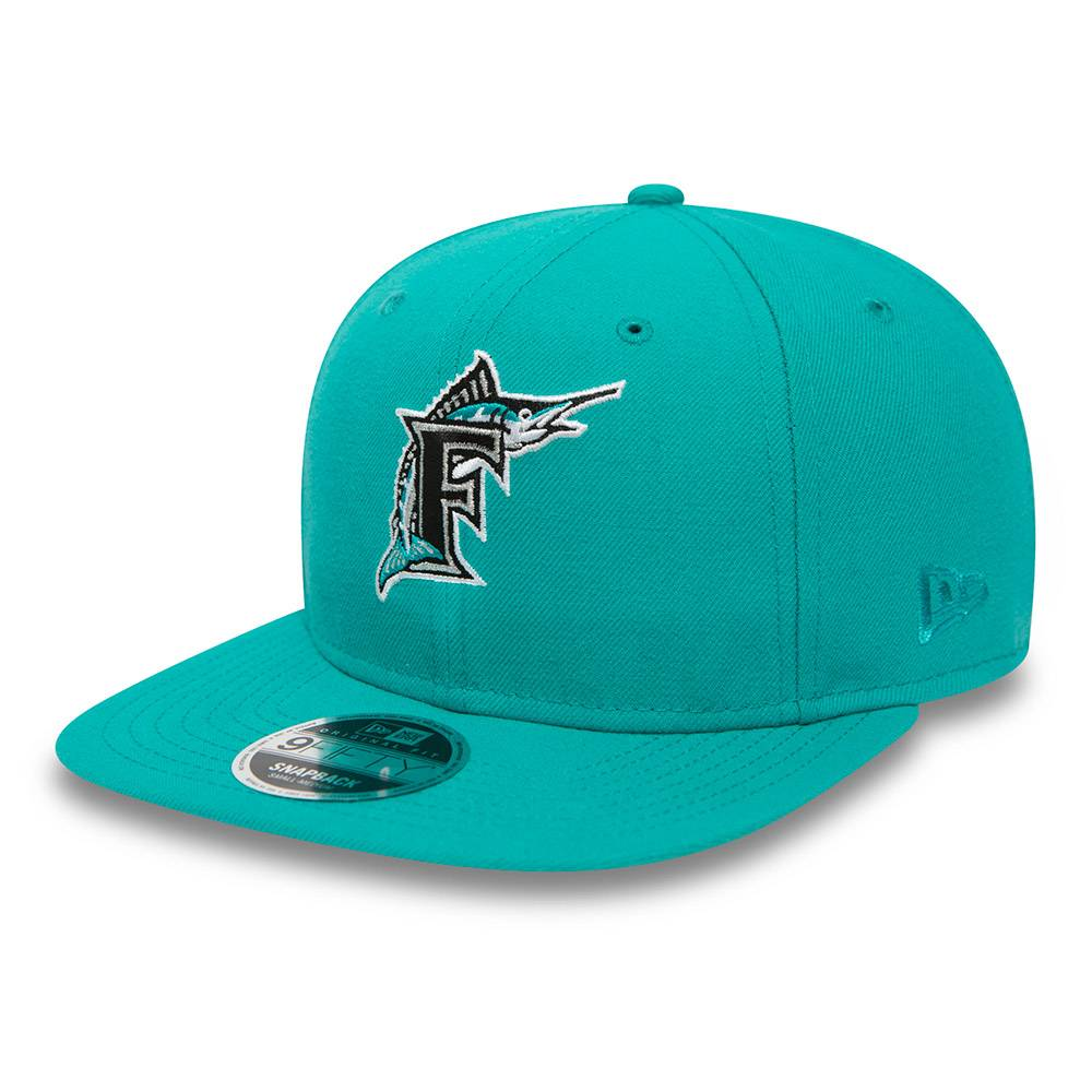 044a35e1fdada New Era Florida Marlins 9Fifty - Score66 Baseball
