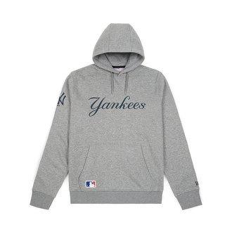 New Era New York Yankees Script Hoodie