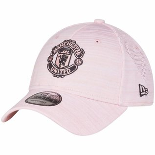 New Era Machester United 9Forty Pink Engineered
