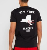 New Era New York Yankees Map Tee